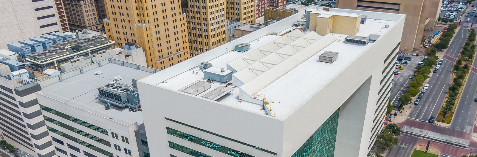 Award Winning Commercial Roofing Projects