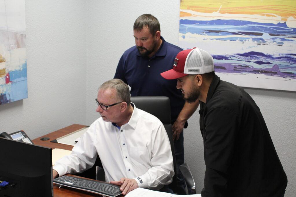 texas roof management team